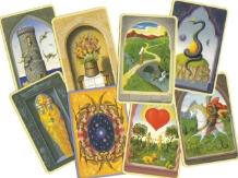 kartenorakel - mystisches Kartenlegen - Hellsehen, Wahrsagen - Lebenshilfe