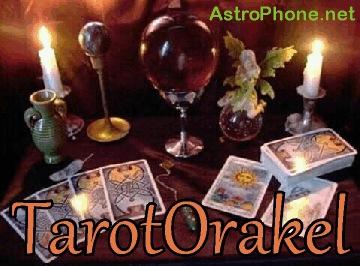 mystisches Kartenorakel Tarot Karten legen lassen Hellseherin